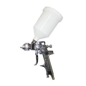 1 pistolet hvlp pro buse 1 4 pour appr t vernis et peinture auto ebay - Pistolet peinture automobile ...