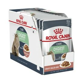 Cat Food - Royal Canin Feline Digest Sensitive - Box of 12 x 85g