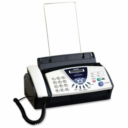 Brother FAX-575 Personal Fax with Phone and Copier