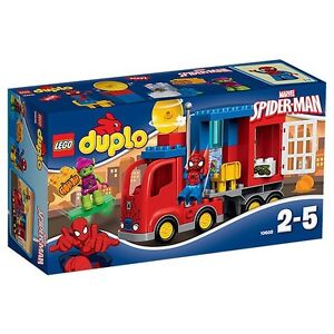 Spider-Man Lego duplo 2-5 (Truck Adventure 10608) Blacktown Blacktown Area Preview