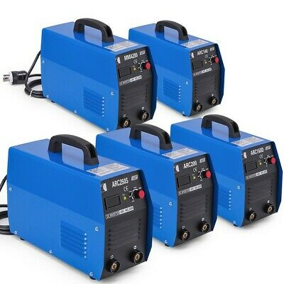 Arc Welder 140a-250a Igbt Dc Inverter Welder Mmastick Welding Machine 110220v