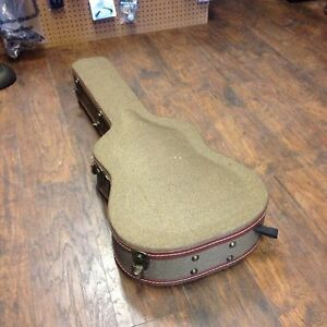 Guild tweed case - Dreadnoight guitar size