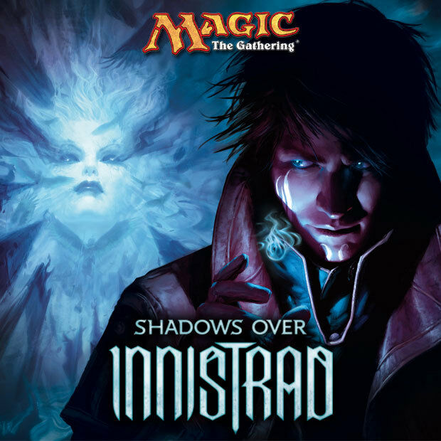 Magic: The Gathering, MTG) GERMAN Magic MTG Shadows Over Innistrad SOI Sealed Booster Box HOT The Gathering