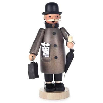Businessman German Incense Smoker SMD146X269 - Halloween Businessman