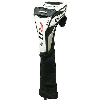 Taylormade Golf R11-S Fairway Wood White Black Red Headcover