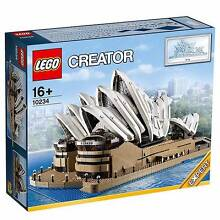 LEGO Sydney Opera House  BRAND NEW SEALED Russell Lea Canada Bay Area Preview