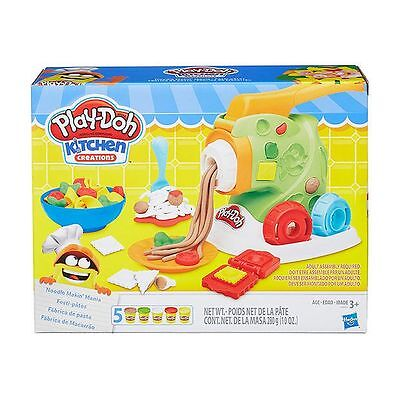 NEW HASBRO PLAY-DOH KITCHEN CREATIONS NOODLE MAKIN