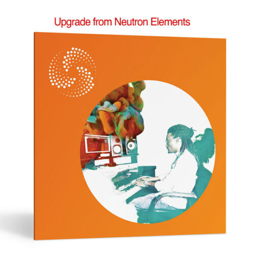 iZotope Neutron 3 Upgrade from Neutron Elements software download