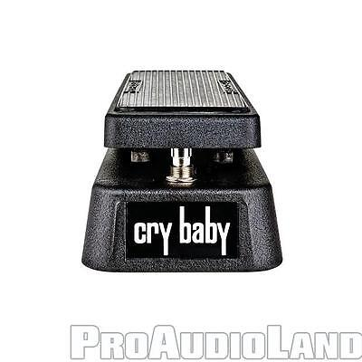 Jim Dunlop GCB 95 Original Cry Baby Guitar Effects Wah Wah Pedal NEW