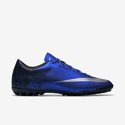 JR Nike Mercurial Victory V CR7 TF Junior Indoor Soccer Shoes Youth (10C- 6Y)