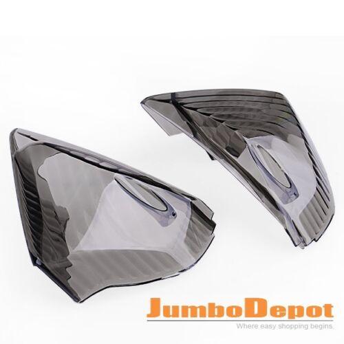 Motorcycle Smoke Turn Signal Tail Light Cover For Suzuki