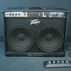 Peavey Duel 212 Tube Amp 120W 2x12in