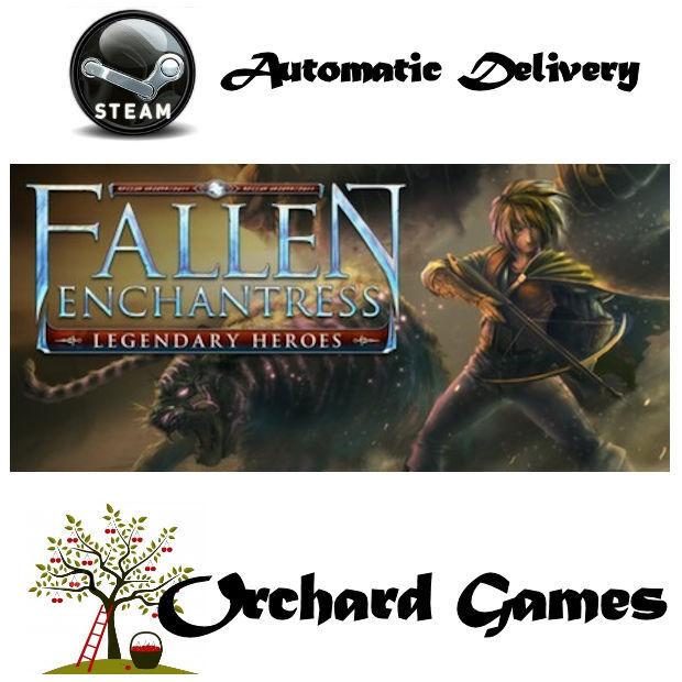 Fallen Enchantress : Legendary Heroes : PC : Steam Digital : Auto Delivery