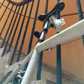 Bicycle Hook for Staircase