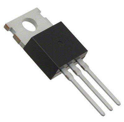 Irf9530pbf Mosfet P-ch 100v 12a To-220ab Lot Of 5