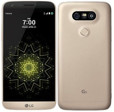 FOR T-MOBILE LG G5 H830T 32GB (Latest Model) - Gold Smartphone