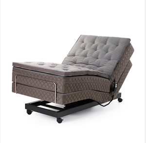 DUXIANA Luxury Swedish Electric Bed - King Single - RRP $12K Erskineville Inner Sydney Preview