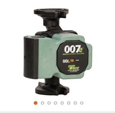 Taco 007e-f4 Circulator Pump