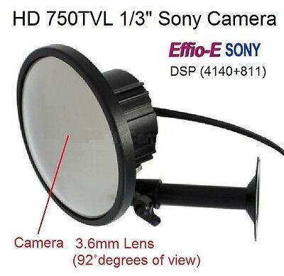 "CSQ-3272 1/3"" Sony HD 750TVL CCD 3.6mm Lens  Mirror Hidden"
