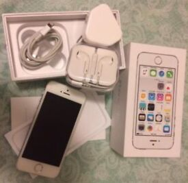 iPhone 5s 16gb unlock apple warranty oct 17