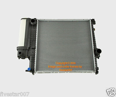 nEw Radiator with Overflow Coolant Tank Nissens for BMW 318i 318is 318ti z3 1.9L