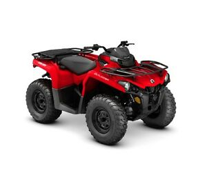 2016 Can-Am Outlander L 570 ATV