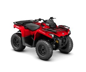 2016 Outlander L DPS 450 ATV