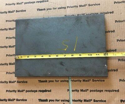 12 X 8 X 12 Steel Flat Bar Target Plate Blacksmith Bench Welding Bracing