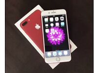 I phone 7 product red