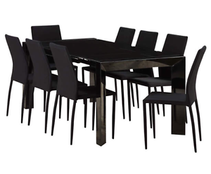 BRAND NEW ELEGANT DINING TABLE IN BLACK & WHITE!!! Liverpool Liverpool Area Preview