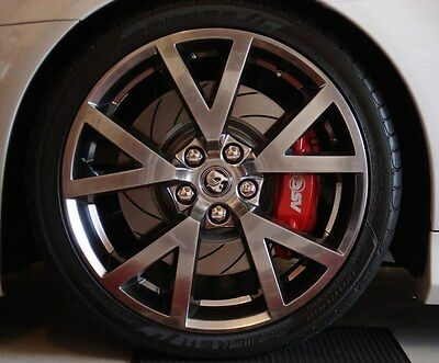 Details about HOLDEN HSV SHADOW CHROME WHEEL PAINT VE GTS SS MALOO 2K Spray  Pack AEROSOL 400ml