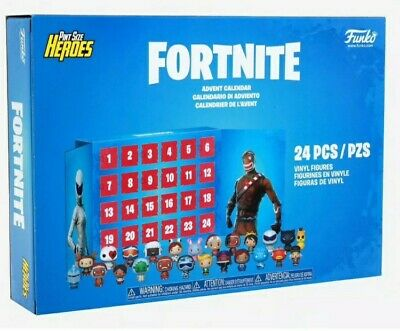 Funko Fortnite Pint Size Hero's Advent Calendar 2019