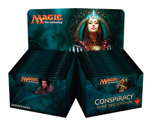 Magic The Gathering Conspiracy Take The Crown Available Friday