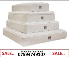 LAST FEW BRAND NEW MEMMORY ORTHO MATTRESSES ALL SIZES