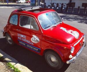 Fiat 500 L good shape