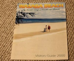 Wasaga Beach Visitors Guide 2000