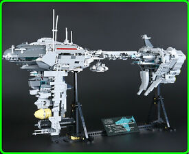 Lepin UCS Star Wars Nebulon B Medical Frigate MOC construction set