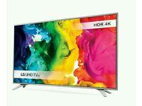 LG 49 LED 4K UHD smart wifi tv built USB MEDIA PLAYER HD FREEVIEW