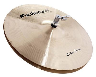 Masterwork Cymbals (Traditional) - Custom Series 14-inch Custom Hi-Hat Medium