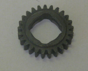 HODAKA MOTORCYCLE VINTAGE 4TH COUNTER GEAR 25 TOOTH PART NUMBER 924605 NOS ITEM