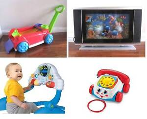Four Baby/Toddler Growth and Development Toys: LeapFrog + More Bulli Wollongong Area Preview