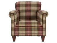 Laura Ashley 'Cameron' arm chair in immaculate condition