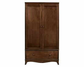Laura Ashley Broughton Bedroom furniture - wardrobe, chest and bedside tables