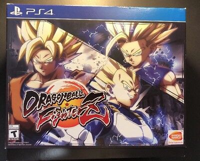 Dragon Ball Fighterz   Collectors Edition     Ps4  New