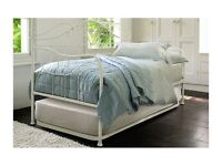 DAY BED. Laura Ashley 'Alice'. (Single beds. King size bed. Trundle bed. Guest bed.)