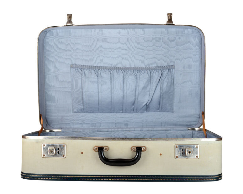 Vintage suitcase buying guide ebay for The vintage suitcase
