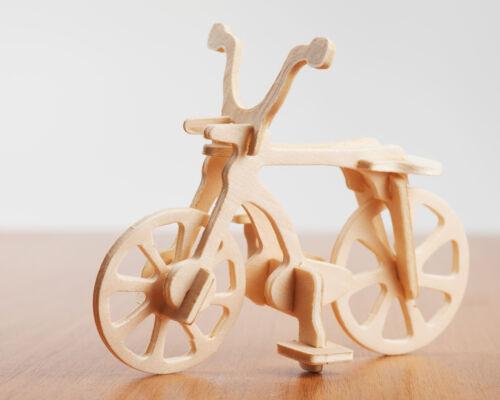 Natürlich schöne Modellbausätze aus Holz