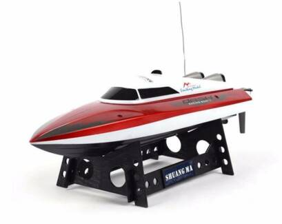 Brand New Radio Control Boat Package Super Fast 7009 Race Boat Alexandra Hills Redland Area Preview