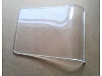 Solid piece of Perspex for craft / maker / art project