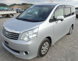 2012 Toyota Noah disability friendly car with inbuilt wheelchair!! Check this out, FREEDOM! Yorklea Richmond Valley Preview